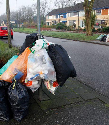 Centraal inzamelen plastic afval Etten-Leur opnieuw half jaar uitgesteld