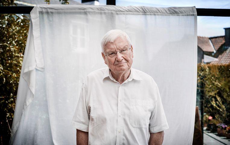 Walter Zinzen. Beeld Eric de Mildt