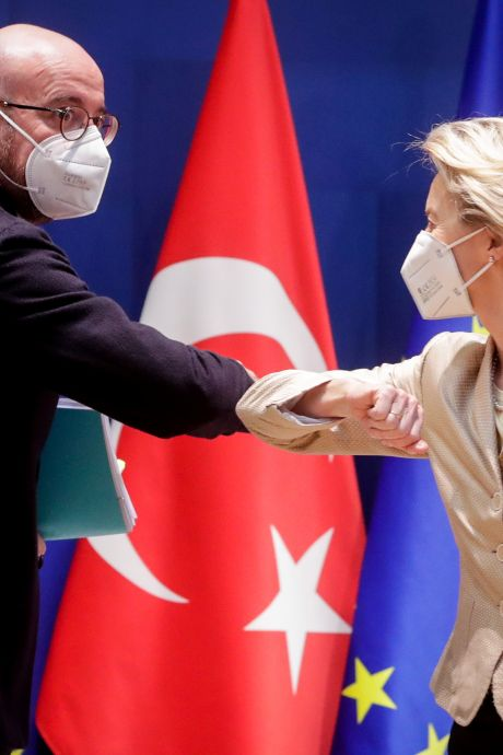 """La Turquie n'est pas responsable du """"Sofagate"""": """"Les relations entre Ursula von der Leyen et Charles Michel sont détestables"""""""