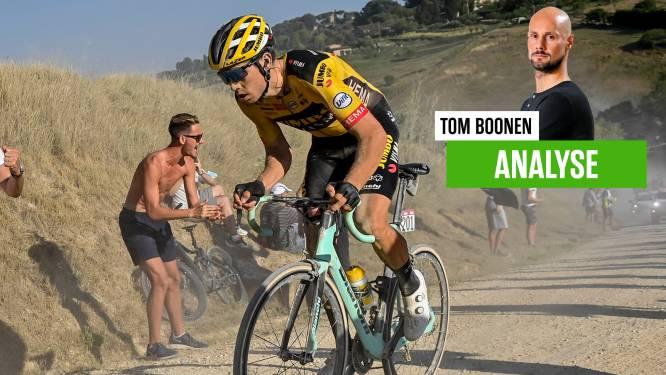 """Tom Boonen over zege Wout van Aert in Strade Bianche: """"Dit was de meest prestigieuze koers van het jaar"""""""