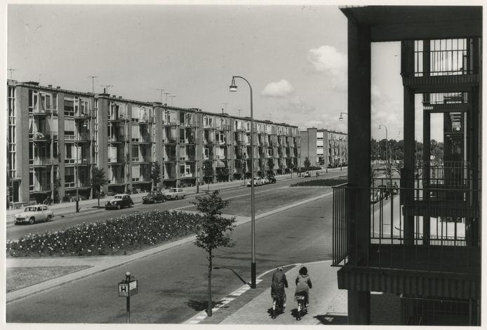 Den Haag Zuidwest in de jaren 60 en hoe het weer kan worden: ruim en prettig wonen