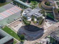 Depot Museum Boijmans Van Beuningen wint met 'plukje jungle' prijs voor mooiste dak