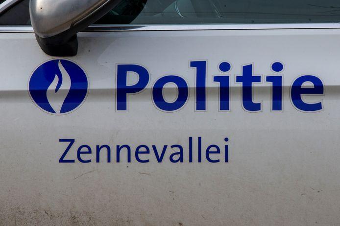 La police a été avertie vers 04h00 dans la nuit de samedi à dimanche. Illustration.