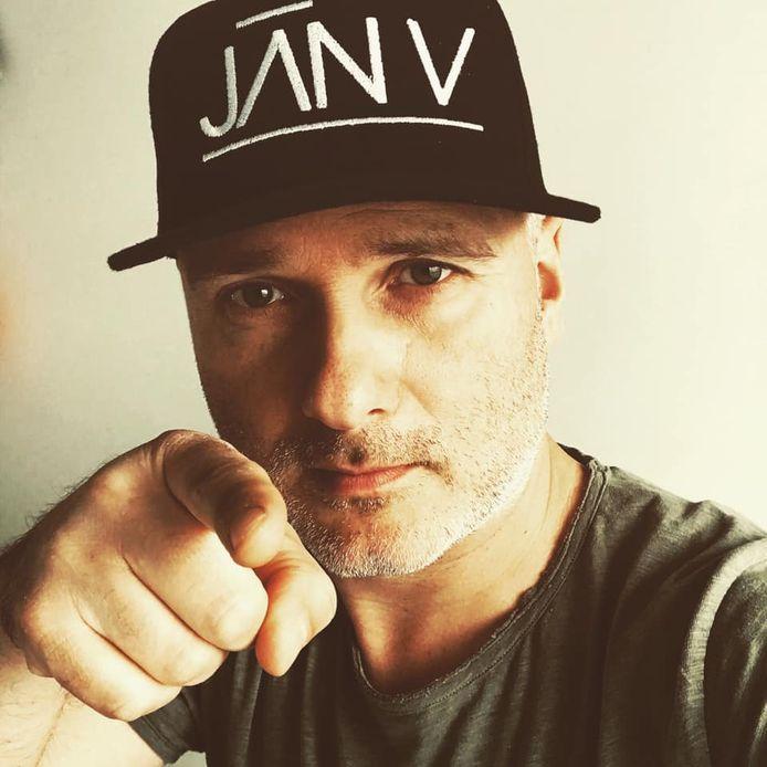 DJ Jan V. uit Wommelgem.