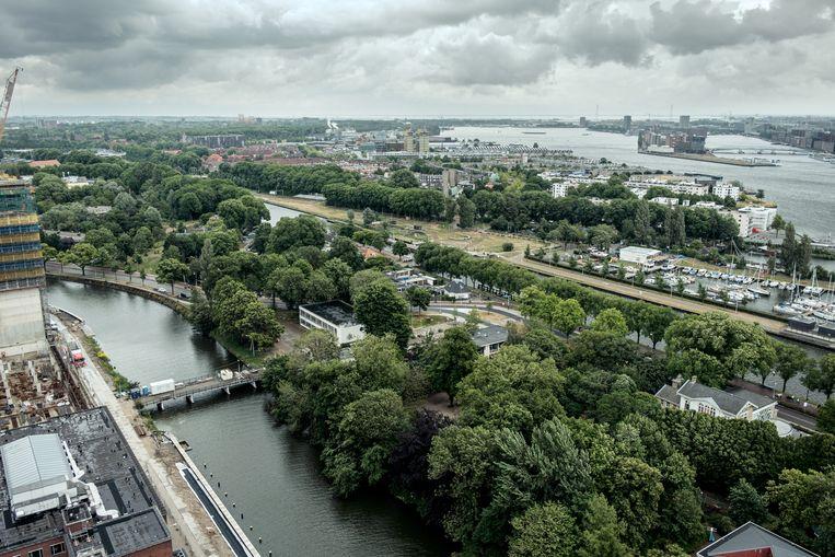 Amsterdam-Noord. Beeld Jakob Van Vlietv