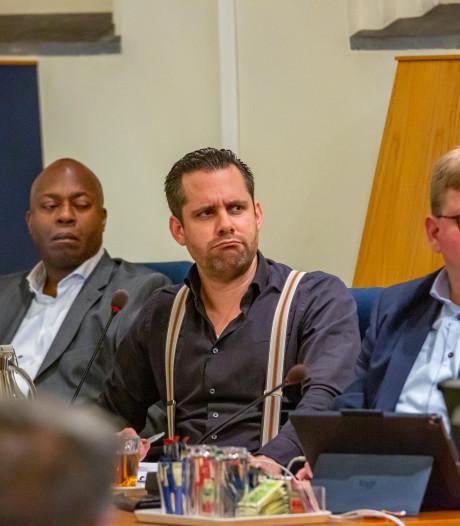 Bloedbad De Schelp als symbool voor stuurloze stad Bergen op Zoom