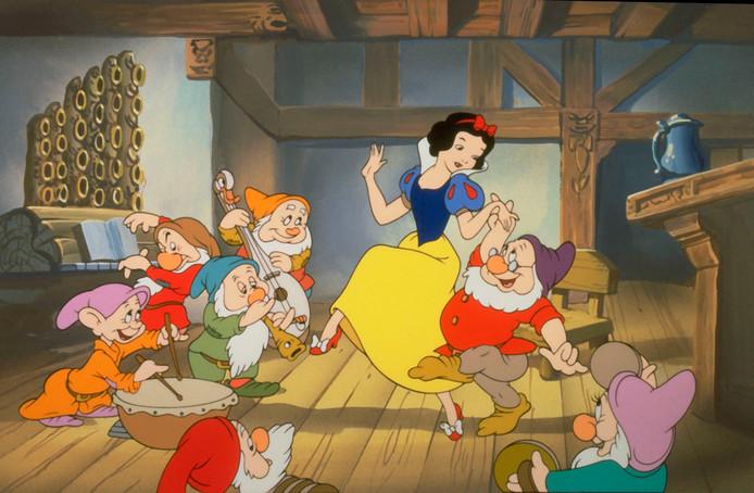 De Disneyversie van Sneeuwwitje en de Zeven Dwergen