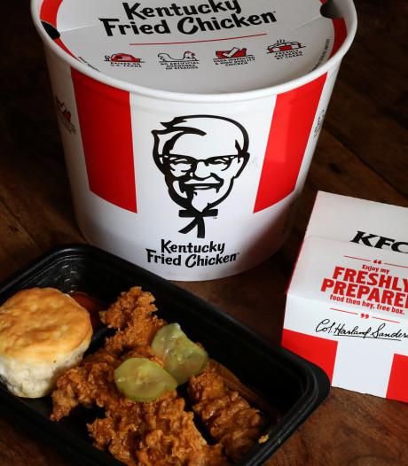 Le premier restaurant KFC ouvrira bientôt ses portes à Bruxelles