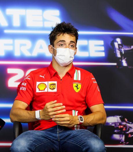 Arthur Leclerc (het broertje van Charles) pakt eerste zege in Formule 3