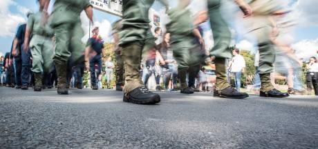 Wie de Airborne Wandeltocht op eigen gelegenheid loopt, kan toch een medaille krijgen als herinnering