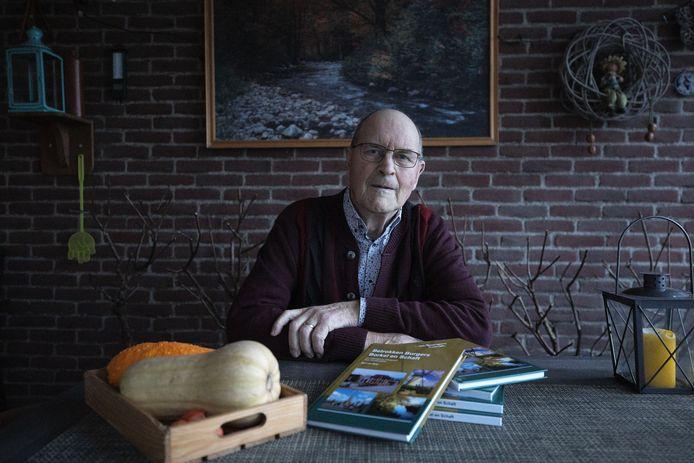 Bert van Meijl is de afgelopen 1,5 jaar bezig geweest met het schrijven van een boek over de geschiedenis van de wijkraad van Borkel en Schaft.