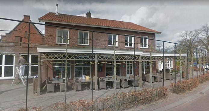 Het Schuttershof in Esbeek, najaar 2019.