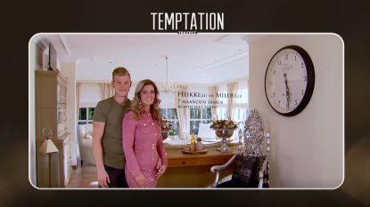 VIDEO. Goedele Liekens lost nieuwe beelden van 'Temptation Island'