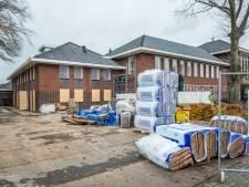 Vastgoedbaas Harry Frens wil geen ellende binnenhalen op zijn Parc de Zwijger in Wezep maar heeft nog voldoende plek voor 'hele goedkope woninkjes'
