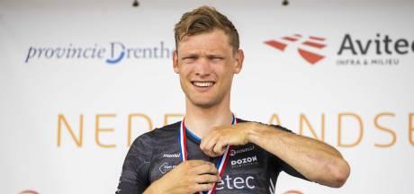 Na zilveren NK-medaille is overstap naar profs het doel voor Sjoerd Bax