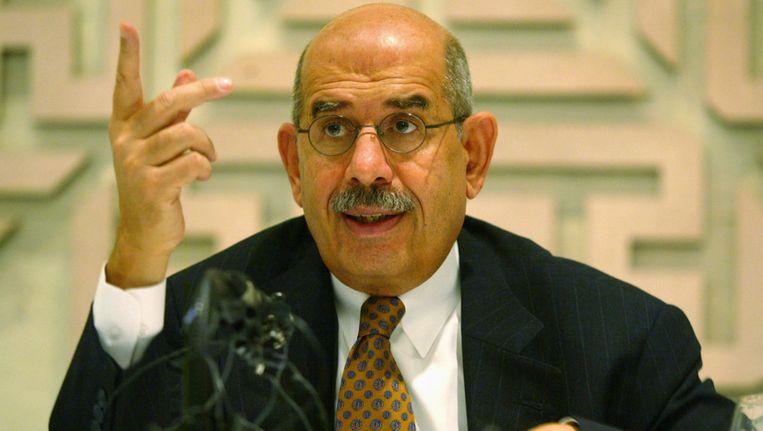 Mohamed ElBaradei. Beeld GETTY