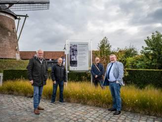 Gedicht aan graanmolen moet geschiedenis van tramlijn in Hamme levendig houden
