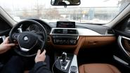 Dieven viseren dashboards van BMW's