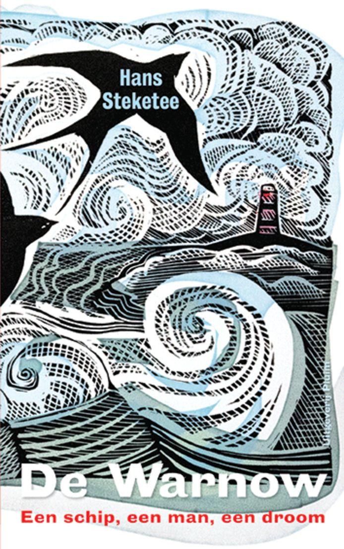 Omslag van het boek 'De Warnow' van journalist Hans Steketee