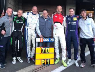 Team van Ronsenaar Christophe Hooreman was in 2016 ook al 's de snelste. CGS Racingteam wint 24 Uur van Spa-Francorchamps voor 2PK's.
