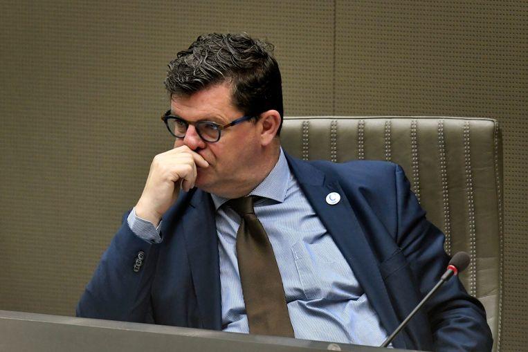 Bart Tommelein heeft ambities voor het voorzitterschap van Open Vld. Beeld Photo News
