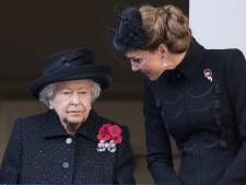 La reine Elizabeth II accorde un rare privilège à Kate Middleton