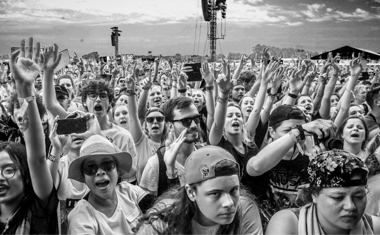 'De livebubbel stond al een tijd op springen, met steeds duurdere ticketprijzen, en wordt nu volop geraakt in die zwakke plek.'