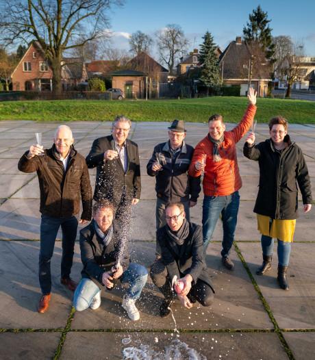 Heteren ontkurkt de champagne: het nieuwe dorpshart komt er