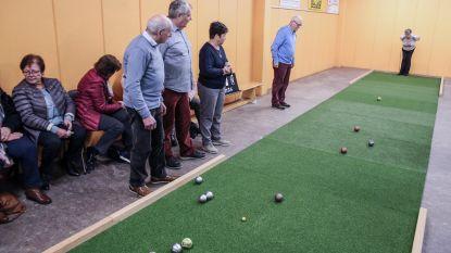 Nieuw in Kortrijk: mobiele petanquebanen. Initiatief redt Markobollers