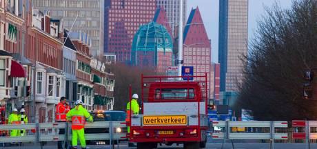 Haagse mega-klus is begonnen: Raamweg op slot