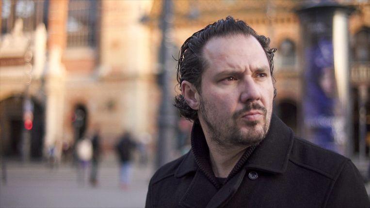 Axel Daeseleire in 'Axel Opgelicht'. Beeld VMMA