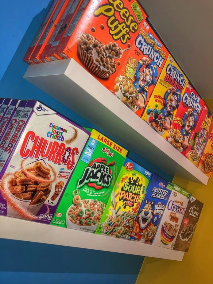 Facebook/Cereal Corner