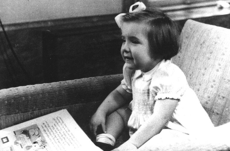 H.K.H. Prinses Margriet wordt vier jaar (1947) Beeld ANP