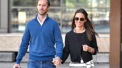 Pippa Middleton verwacht eerste kindje