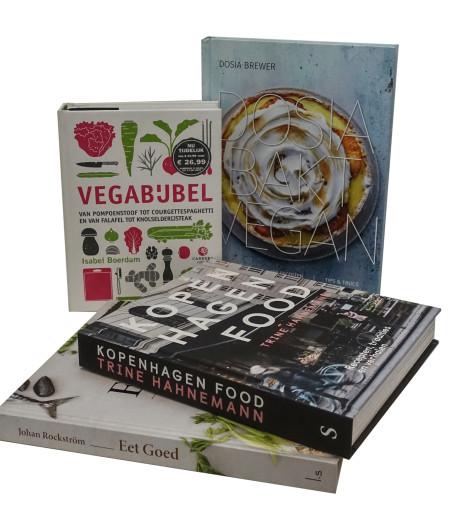 Dit zijn de beste lentekookboeken