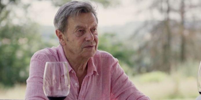 Willy Sommers in 'Het Huis'.