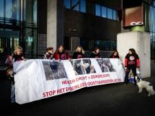 Ongeloof en verdriet bij actievoerders Oostvaardersplassen: 'Een zwarte dag'