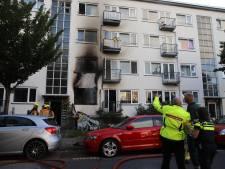 Uitslaande brand in woning aan Haagse Maartensdijklaan, één persoon gewond geraakt