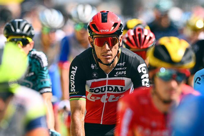 Philippe Gilbert ne reviendra plus sur le Tour de France.