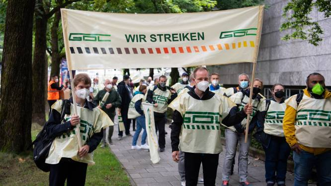 Spoorstaking in Duitsland beëindigd