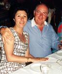 Patricia en Willem. Dat zij haar oog had laten vallen op een andere man, kon hij niet verkroppen.