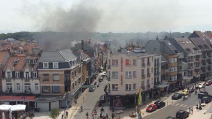 76-jarige vrouw zwaargewond na uitslaande brand