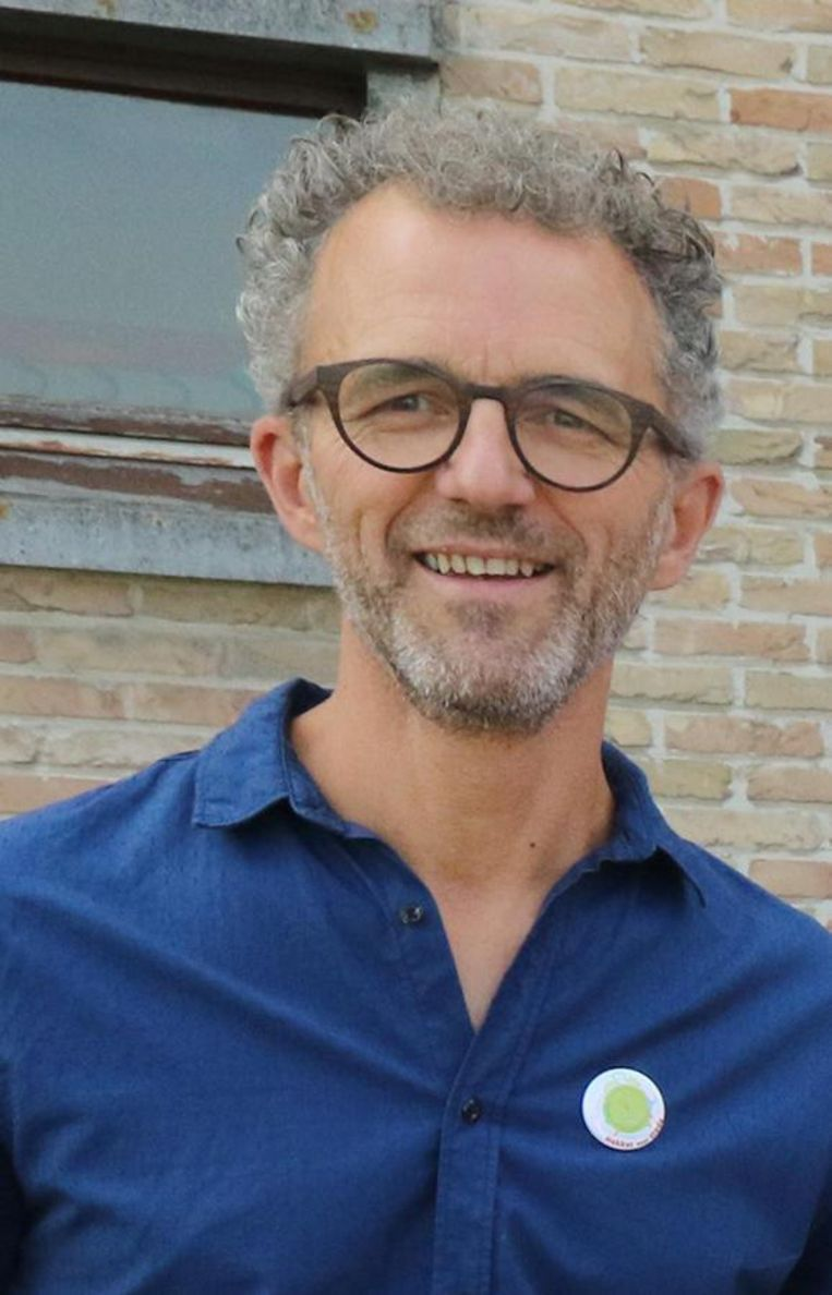 Organisator Peter Peene
