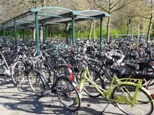 'Best een chaos' bij fietsenstalling aan de Richterslaan in Lichtenvoorde