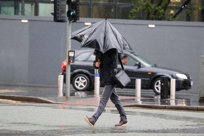 Pluies et orages prévus ce dimanche après-midi!