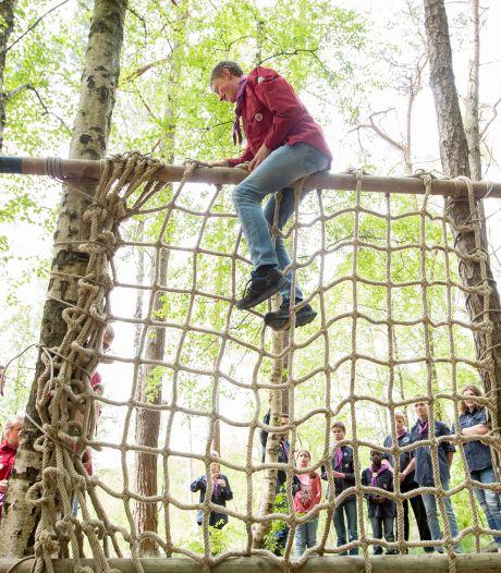 Scouts gaan clubgebouw in Nijverdal renoveren, gemeente Hellendoorn betaalt deel van rekening