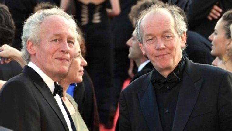 De Luikse broers Dardenne vielen in Cannes al vier keer eerder in de prijzen. Beeld UNKNOWN