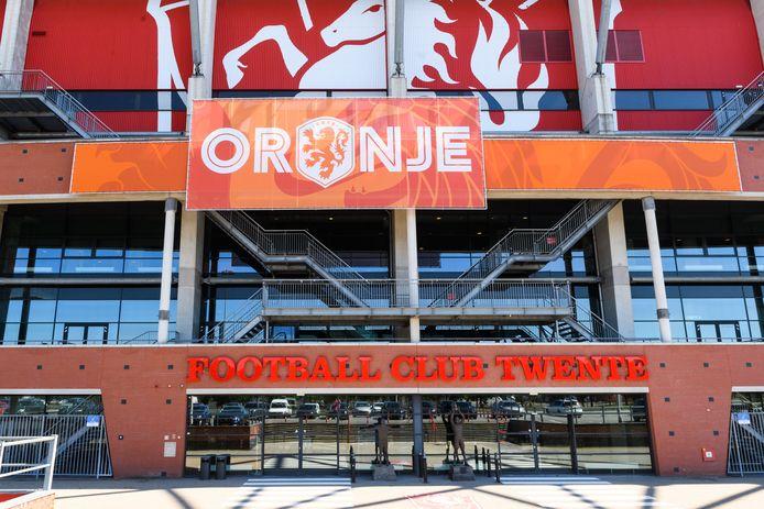 De Grolsch Veste is dit weekend het FC Twente Stadion.