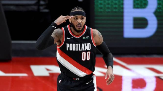 Philadelphia verliest bij Portland in NBA, Curry demonstreert met Golden State