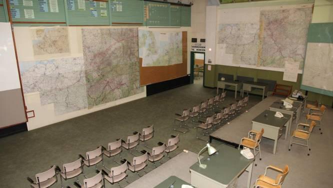 Europese bunkerdag: ook Commandobunker Kemmel opent deuren